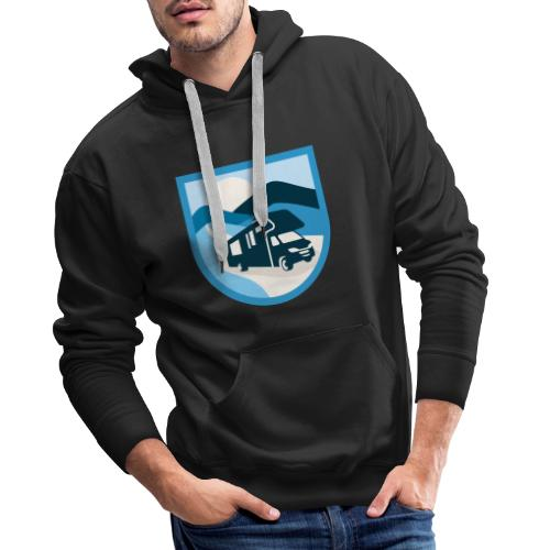 Womoguide-Shirt - Männer Premium Hoodie