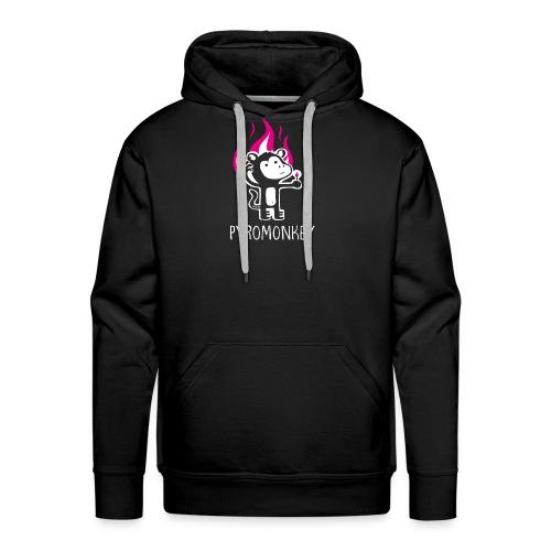 Pyromonkey - Männer Premium Hoodie