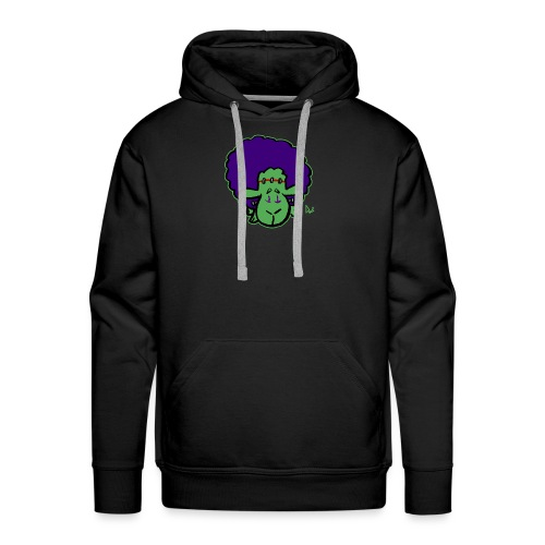 Frankensheep's Monster - Bluza męska Premium z kapturem