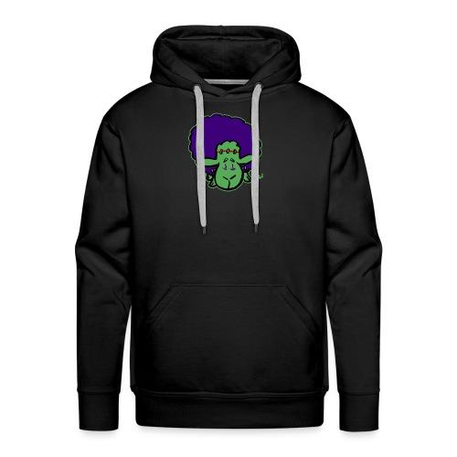 Frankensheep's Monster - Herre Premium hættetrøje