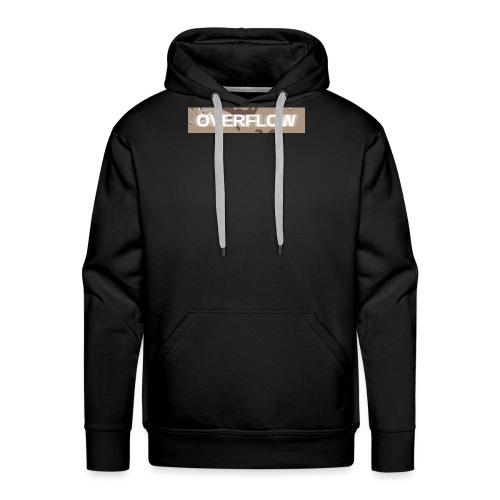 Overflow - Sweat-shirt à capuche Premium pour hommes