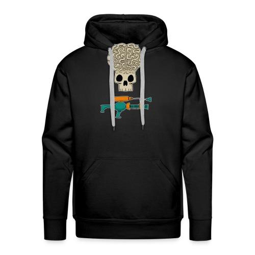 Extraterrestre - Sweat-shirt à capuche Premium pour hommes
