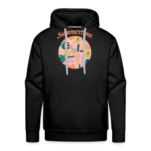 Summertime - Männer Premium Hoodie