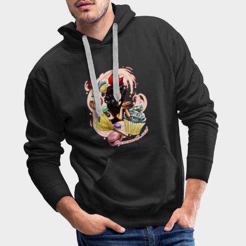 Geneworld - Kiki - Sweat-shirt à capuche Premium pour hommes