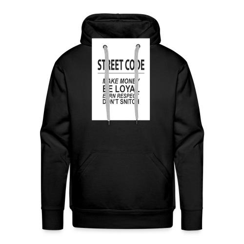 streetcode - Mannen Premium hoodie