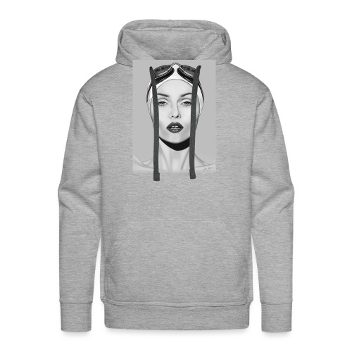 PoolGirl - Sweat-shirt à capuche Premium pour hommes