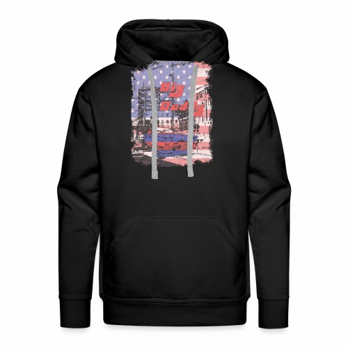 BIG DADDY - Men's Premium Hoodie