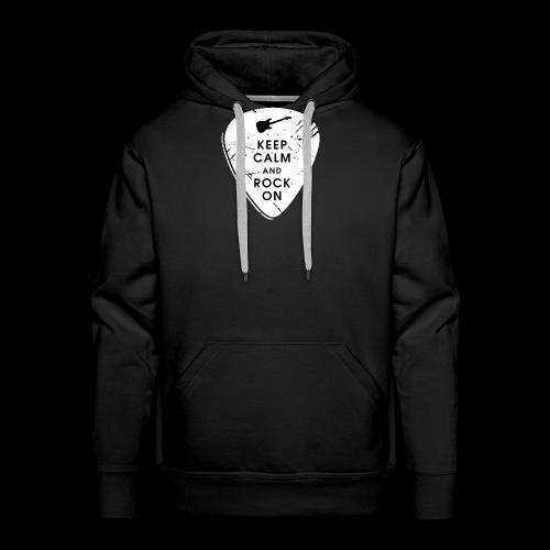 Keep calm and - Männer Premium Hoodie