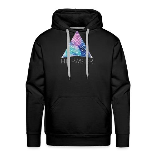 HTTPSTER - Mannen Premium hoodie