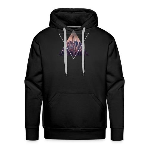 Ny png - Sweat-shirt à capuche Premium pour hommes