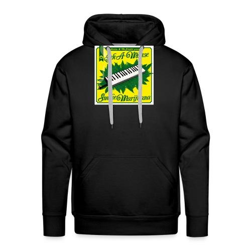 Smoke Marijuana - Men's Premium Hoodie