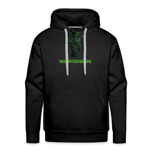RenderTechnician V3 (Women's Tshirt) - Men's Premium Hoodie