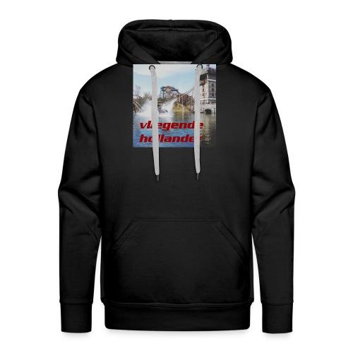 t shirt man Vliegende Hollander - Mannen Premium hoodie