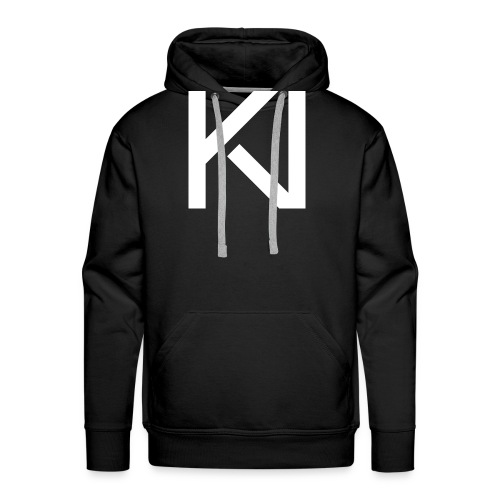 KV Logo png - Men's Premium Hoodie