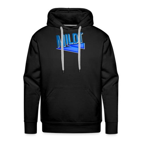 MILDT Normale Kids Shirt - Mannen Premium hoodie