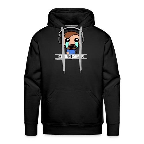 Crying Gamer - Männer Premium Hoodie