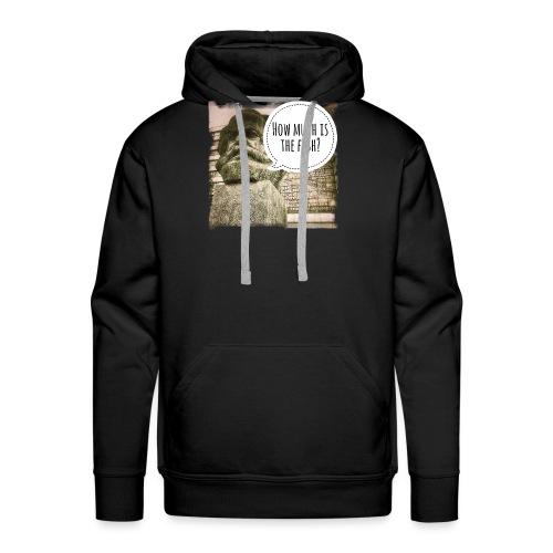 How much is the fish Marx - Männer Premium Hoodie