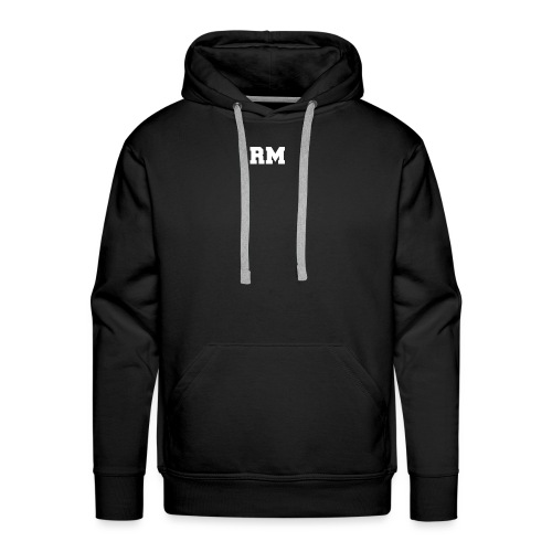 Untitled 1 png - Mannen Premium hoodie