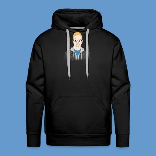 Ryltar - Sweat-shirt à capuche Premium pour hommes
