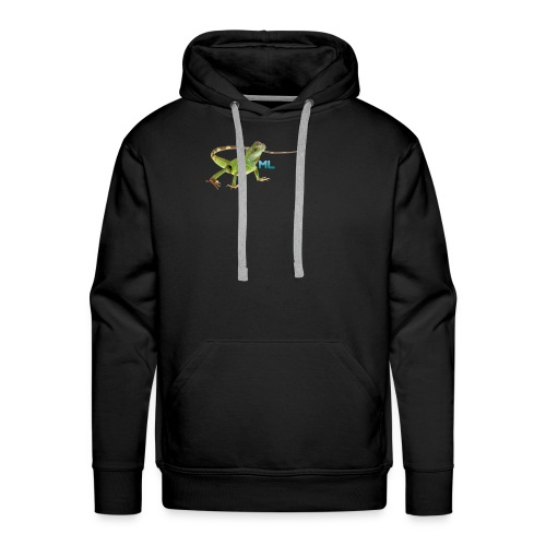 Lizard T-shirt - Men's Premium Hoodie