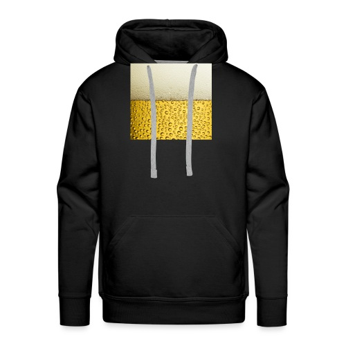 Logo beer bier - Mannen Premium hoodie