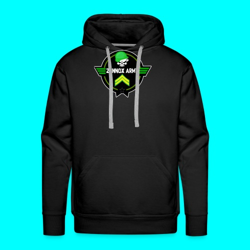 Zennox Army Design - Men's Premium Hoodie