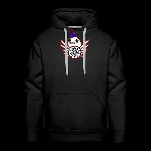Speedcore Henk MC Logo 2 - Mannen Premium hoodie