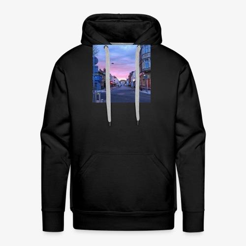 Clacton Sunrise - Men's Premium Hoodie