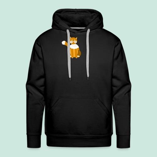 Kitty cat - Men's Premium Hoodie
