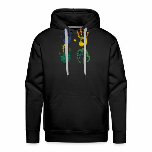 Humanity - Sweat-shirt à capuche Premium pour hommes