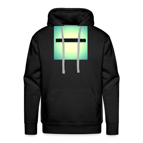 ITS ARMANDO design - Men's Premium Hoodie