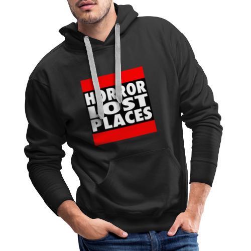 Horror Lost Places - Männer Premium Hoodie