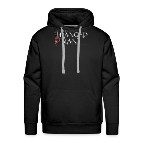 The Hanged Man Design - Men's Premium Hoodie