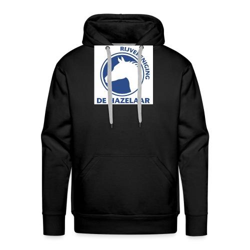 LgHazelaarPantoneReflexBl - Mannen Premium hoodie
