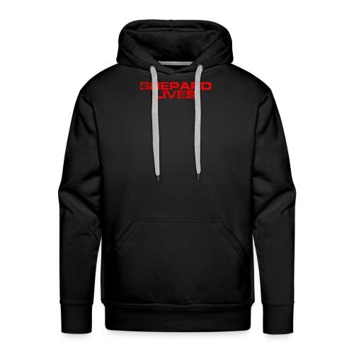 Shepard lives - Men's Premium Hoodie