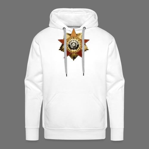 Cosmonaut Medal - Men's Premium Hoodie