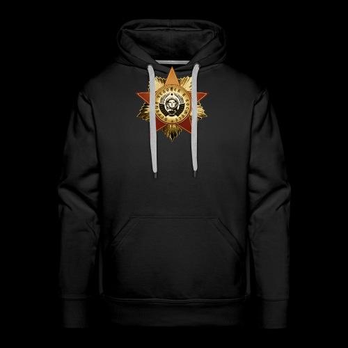 Kosmonaut Orden - Männer Premium Hoodie