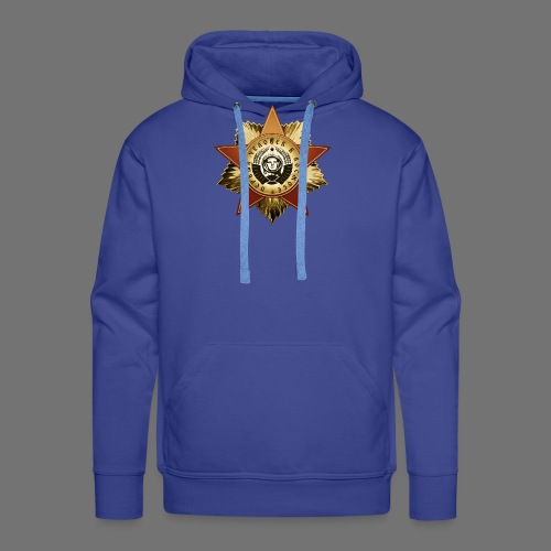 Kosmonautti mitali - Miesten premium-huppari