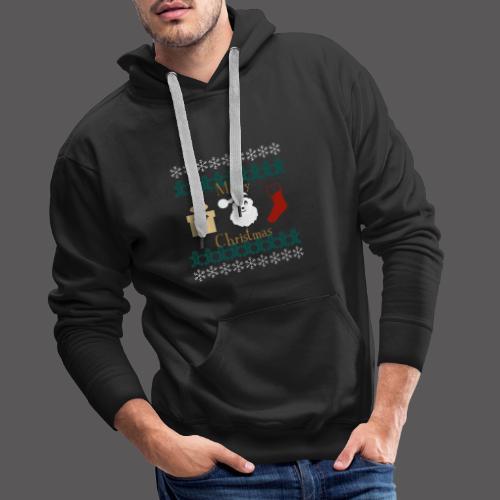 Merry Christmas - Männer Premium Hoodie