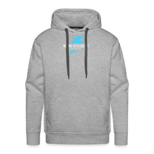 instantketoenergy - Männer Premium Hoodie