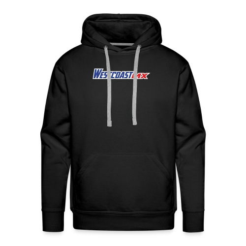 Westcoastmx - Herre Premium hættetrøje