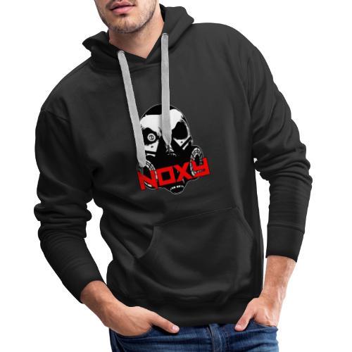 Noxy - Felpa con cappuccio premium da uomo