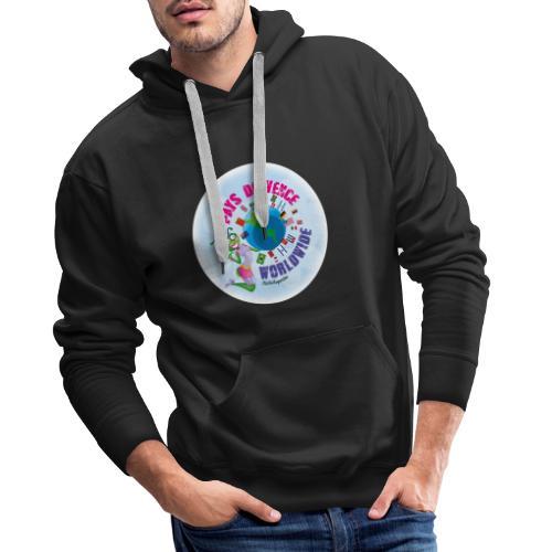 cricri GT pt - Sweat-shirt à capuche Premium pour hommes