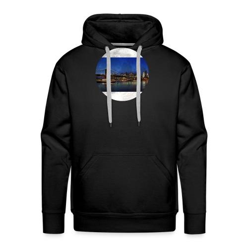 Camiseta Brooklyn birgde - Sudadera con capucha premium para hombre
