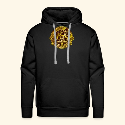 Craft Beer - Männer Premium Hoodie