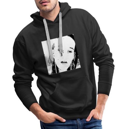 Miri Music - Sudadera con capucha premium para hombre