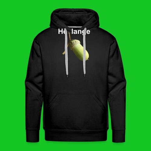 Hé lange - Mannen Premium hoodie