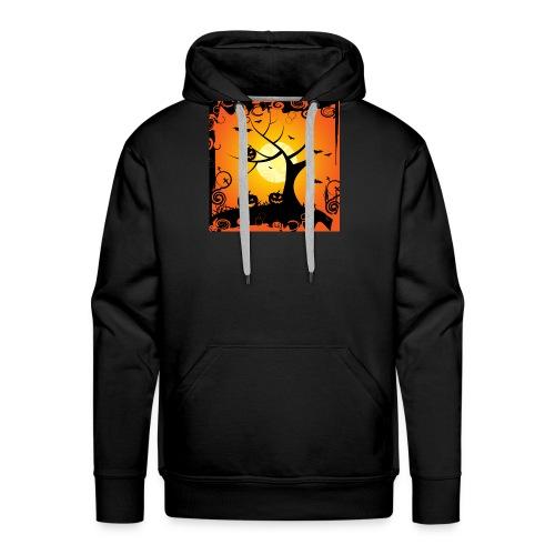 halloween ambience - Men's Premium Hoodie