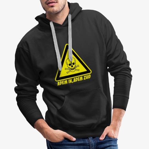 Adem In - Mannen Premium hoodie