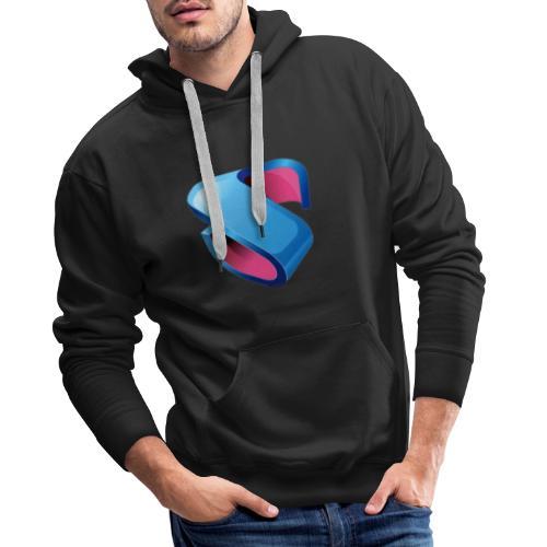 Sweet - Sweat-shirt à capuche Premium pour hommes